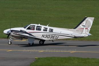 N303EU - Hawker Beeechcraft Corp. Beechcraft 58 Baron