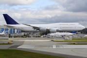 N6067U - Boeing Company Boeing 747-8 aircraft