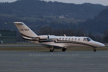 LN-HOT - Helitrans Cessna 525B Citation CJ3