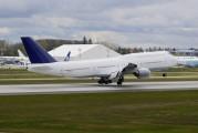 Maiden flight for first 747-800 Intercontinental for Lufthansa title=