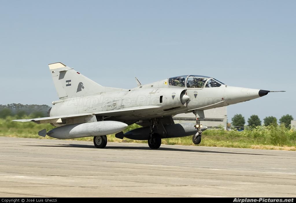 Argentina - Air Force C-439 aircraft at Tandil