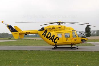 D-HLTB - ADAC Luftrettung MBB BK-117