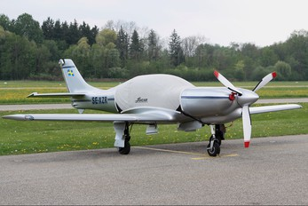 SE-XZR - Private Lancair T360