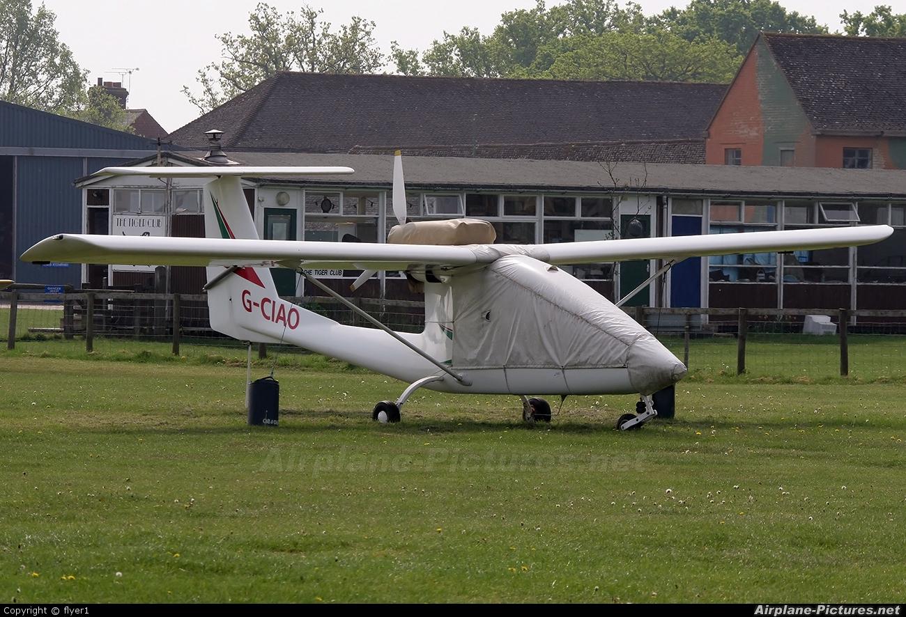 Private G-CIAO aircraft at Lashenden / Headcorn