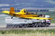 4X-AQR - Telem Aviation Ayres SR2-T45 Turbo Thrush aircraft