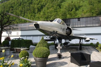 R-2116 - Switzerland - Air Force Dassault Mirage III