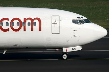TC-TJE - Corendon Airlines Boeing 737-400