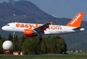 G-EZGB - easyJet Airbus A319 aircraft