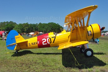 N63947 - Private Boeing Stearman, Kaydet (all models)