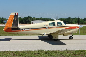 C-GNWH - Private Mooney M20C Ranger
