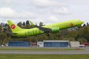 Factory fresh 737-800 for S7 title=
