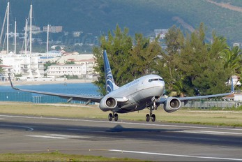 HP-1525CMP - Copa Airlines Boeing 737-700