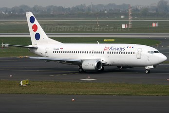 YU-ANL - JAT Airways Boeing 737-300