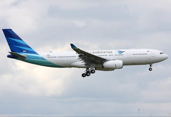 F-WWKH - Garuda Indonesia Airbus A330-200