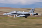 CE.15-01 - Spain - Air Force McDonnell Douglas EF-18B Hornet aircraft