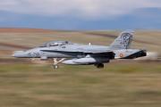 CE.15-01 - Spain - Air Force McDonnell Douglas EF-18B Hornet aircraft