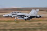 CE.15-12 - Spain - Air Force McDonnell Douglas EF-18B Hornet aircraft
