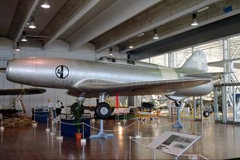 MM487 - Italy - Air Force Caproni Campini N-1