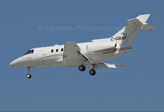 C-GBAP - Private Hawker Beechcraft 800XP