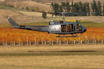 NZ3802 - New Zealand - Air Force Bell UH-1H Iroquois