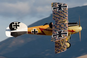 ZK-TBB - Private Albatros D.Va