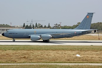 474 - France - Air Force Boeing C-135FR Stratotanker