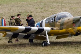 ZK-CMM - Private Miles M.38 Messenger