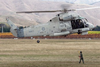 NZ3603 - New Zealand - Navy Kaman SH-2G Super Seasprite