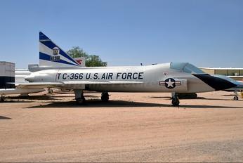 54-1366 - USA - Air Force Convair TF-102A Delta Dagger