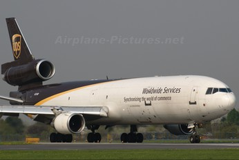 N276UP - UPS - United Parcel Service McDonnell Douglas MD-11F