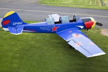LY-OLI - Private Yakovlev Yak-52