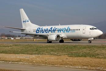 YR-BAF - Blue Air Boeing 737-300