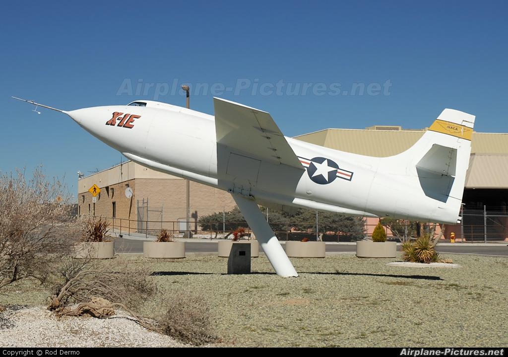 NASA 46-0063 aircraft at Edwards - AFB