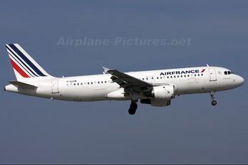 F-GJVW - Air France Airbus A320