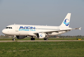 LY-VEX - Avion Express Italia Airbus A320