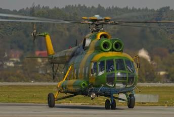 619 - Poland - Air Force Mil Mi-8