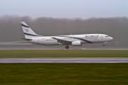 4X-EKB - El Al Israel Airlines Boeing 737-800 aircraft