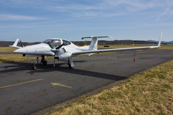 OK-HLZ - Private Diamond DA 42 Twin Star