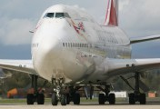 G-VTOP - Virgin Atlantic Boeing 747-400 aircraft