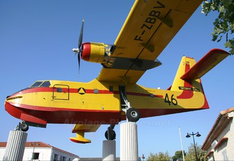 F-ZBBV - France - Sécurité Civile Canadair CL-215