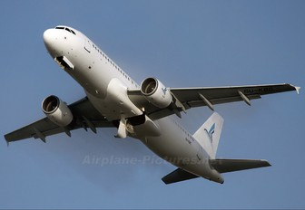 SU-KBC - Koral Blue Airlines Airbus A320