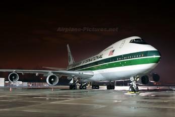N485EV - Evergreen International Boeing 747-200SF