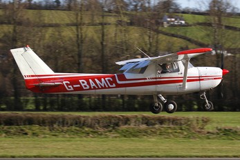 G-BAMC - Private Cessna 150