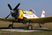SP-ZWU - EADS - Agroaviation Services PZL M-18 Dromader aircraft