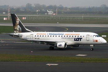 SP-LDC - LOT - Polish Airlines Embraer ERJ-170 (170-100)