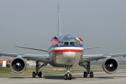N368AA - American Airlines Boeing 767-300ER aircraft