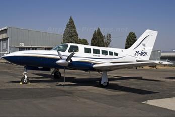 ZS-MSH - Private Cessna 402C