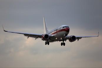 N382BJ - Private Boeing 737-700 BBJ