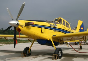 EC-JXN - Avialsa Air Tractor AT-802