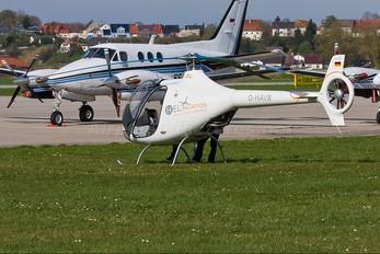 D-HAVB - Heli Aviation Guimbal Hélicoptères Cabri G2